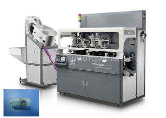 Trung Quốc Fully Automatic Screen Print Machine Chain - Type For Multicolor Glass Tube Plastic Tube nhà cung cấp