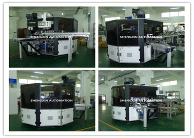 Trung Quốc CE ISO Flat Screen Printing Machine For Plywood Rule Lighter Cup Tube nhà cung cấp