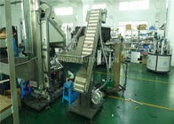 China Auto Cap Assembly Machine , Industrial Automated Assembly Equipment distributor