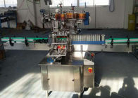 Best High Speed Automatic Labeling Machine , Automatic Label Pasting Machine for sale
