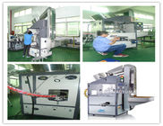 Trung Quốc Cylindrical Screen Print Machine for Single Color Caps , Dia Φ15mm - Φ60mm nhà máy sản xuất