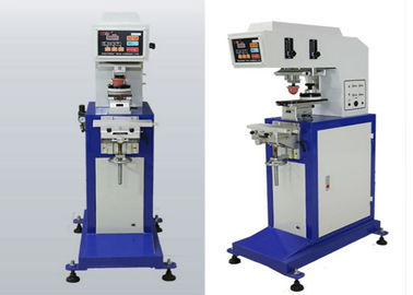 Trung Quốc Plastic Bottle Cap Automatic Single Pad Printing Equipment With Two Head nhà máy sản xuất