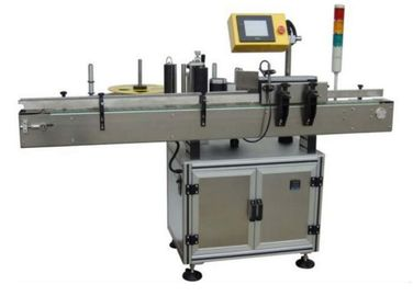 Trung Quốc Sticker Electric Automatic Labeling Machine 580W For Small Round Oval Bottles nhà máy sản xuất