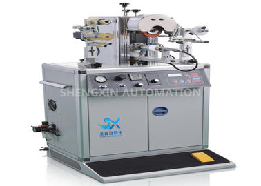 Plastic Manual Heat Transfer Printing Machine Rotary Letterpress Structure