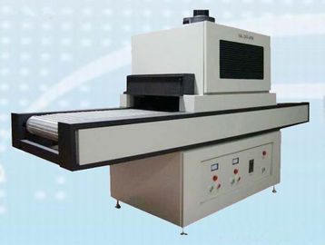 7Kw Auxiliary Machinery UV Curing Equipment For Cylindrical / Oval / Flat Bottles